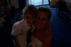 Jesse and Mrs. King! at her wedding