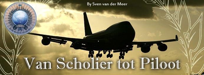 Van scholier tot piloot