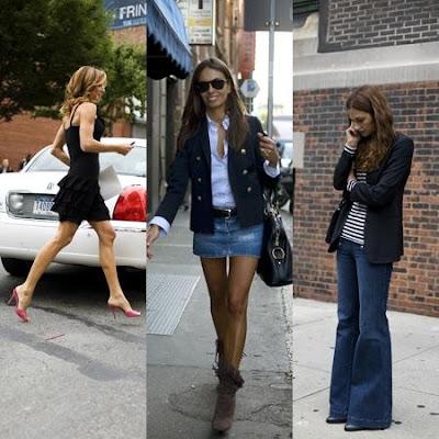 مدل لباس واقعی و خیابانی خانم های مشهور دنیا