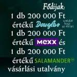 Hungária Pezsgő nyereményjáték