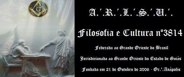 A.`.R.`.L.`.S.`.U.`. Filosofia e Cultura nº3814