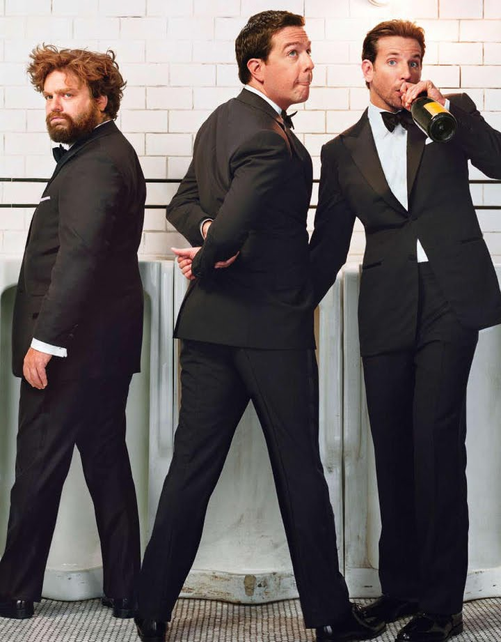 zach galifianakis gq magazine. in GQ magazine.
