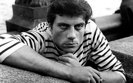Oliver Reed in action