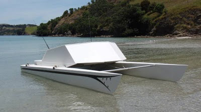 Outboard motor on sail boat? - Boat Design Forums