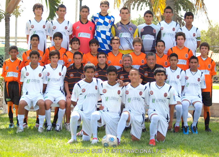 INTERNACIONAL FUTBOL  CLUB