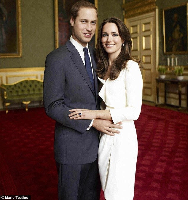 Kate middleton s dress in engagement photos perfectly polished