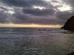 El tiempo en Fuerteventura cuando vino la borrasca.