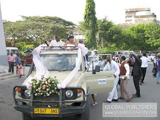Irene Uwoya Wedding