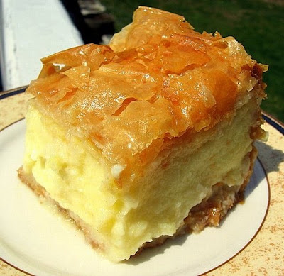 recipes for greek desserts