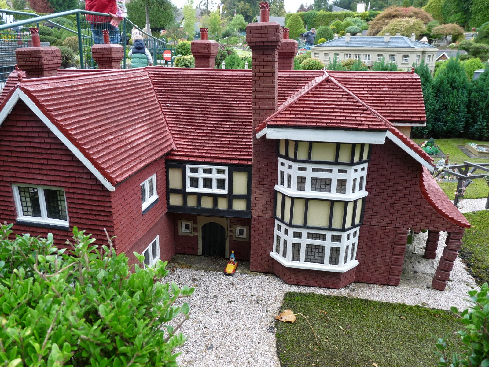 Bekonscot Model Village And Railway Olympics News