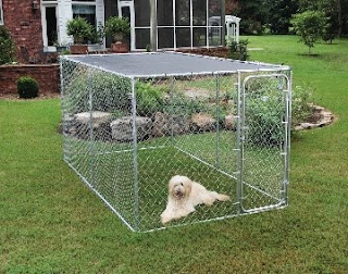 Fence Master Dog Kennels