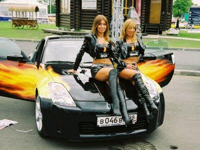 firefox girl wallpaper. fast cars and girls wallpaper.