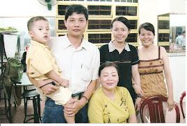 Paul, Dr. Nguyen, Mrs.Phung and Tuyen