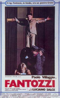 Il primo tragico Fantozzi (P. Villaggio)