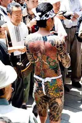 Japan Tattoo Yakuza