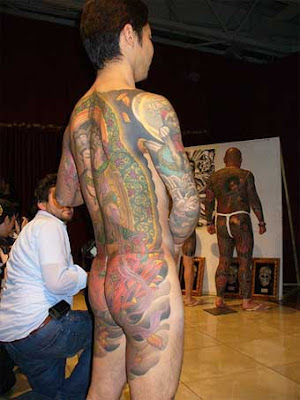 Tattoo Convention A tattoo convention aims to bring all the tattoo lovers