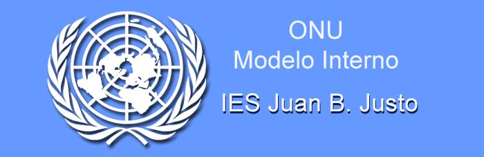 ONU - Modelo Interno - IES Juan B Justo