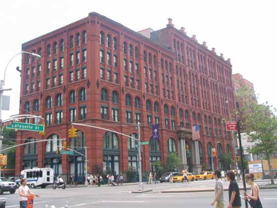 Rei vs ems outdoor retailers set to face off in manhattan for Puck building