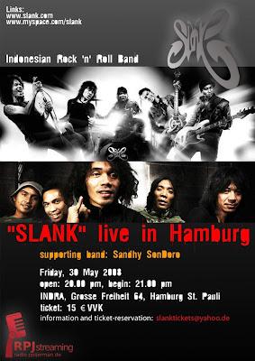 slank konser