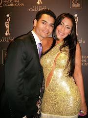 """Camilo Then y Angie Agramante, """"Nominaciones Casandra"""""""