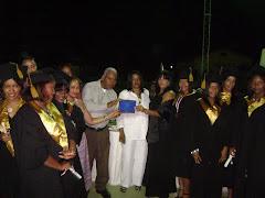 Graduación este sabado 27 de noviembre en Manzanillo.