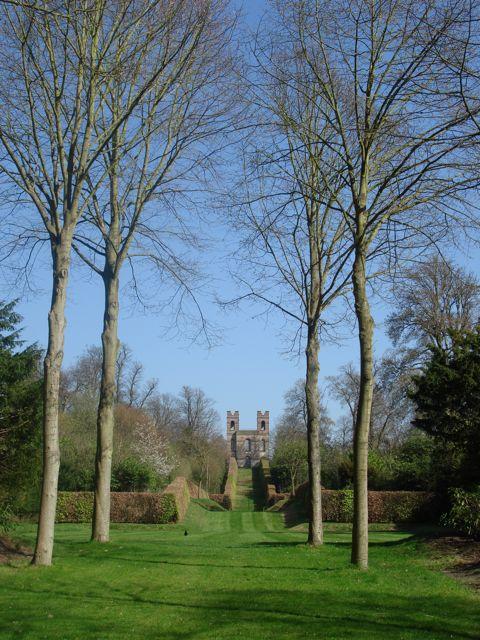 Landscape Garden Surrey : Finding my way in england claremont landscape garden