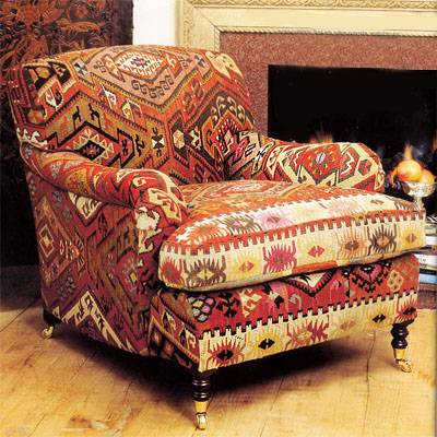 Finding my way in england my indigenous world and george smith - Ways decorating using kilim print ...