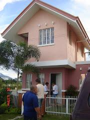 Aretha model, St. Joseph Village 8, Cabuyao, Laguna