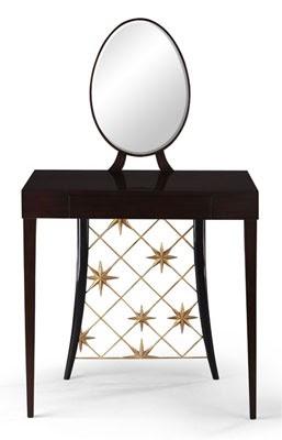 Ikea vinstra vanity table - Design Trade Magazine Dressing Up
