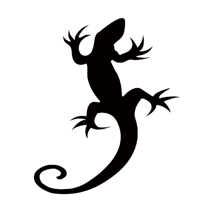 Just click the pic man! Lizard. Tattoo Style Flame