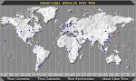 Fuso Horário das Principais Cidades do Mundo.