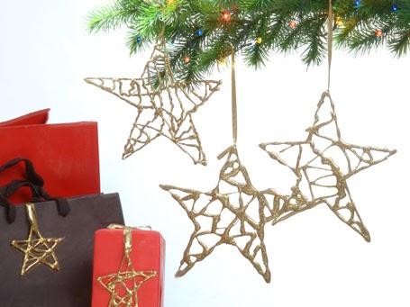 Estrellas f ciles para el rbol de navidad portal de - Estrella para arbol de navidad ...
