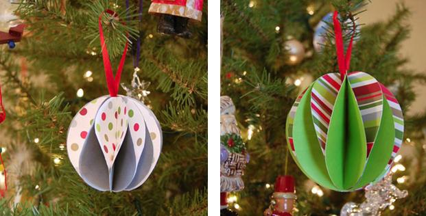 como hacer adornos de navidad de papel with como hacer adornos de navidad de papel