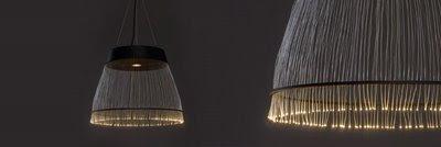 lampa cu fibre optice