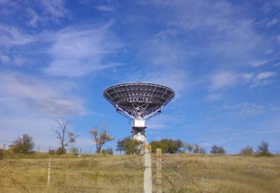 Центр дальней космической связи, Симферополь . Школьная
