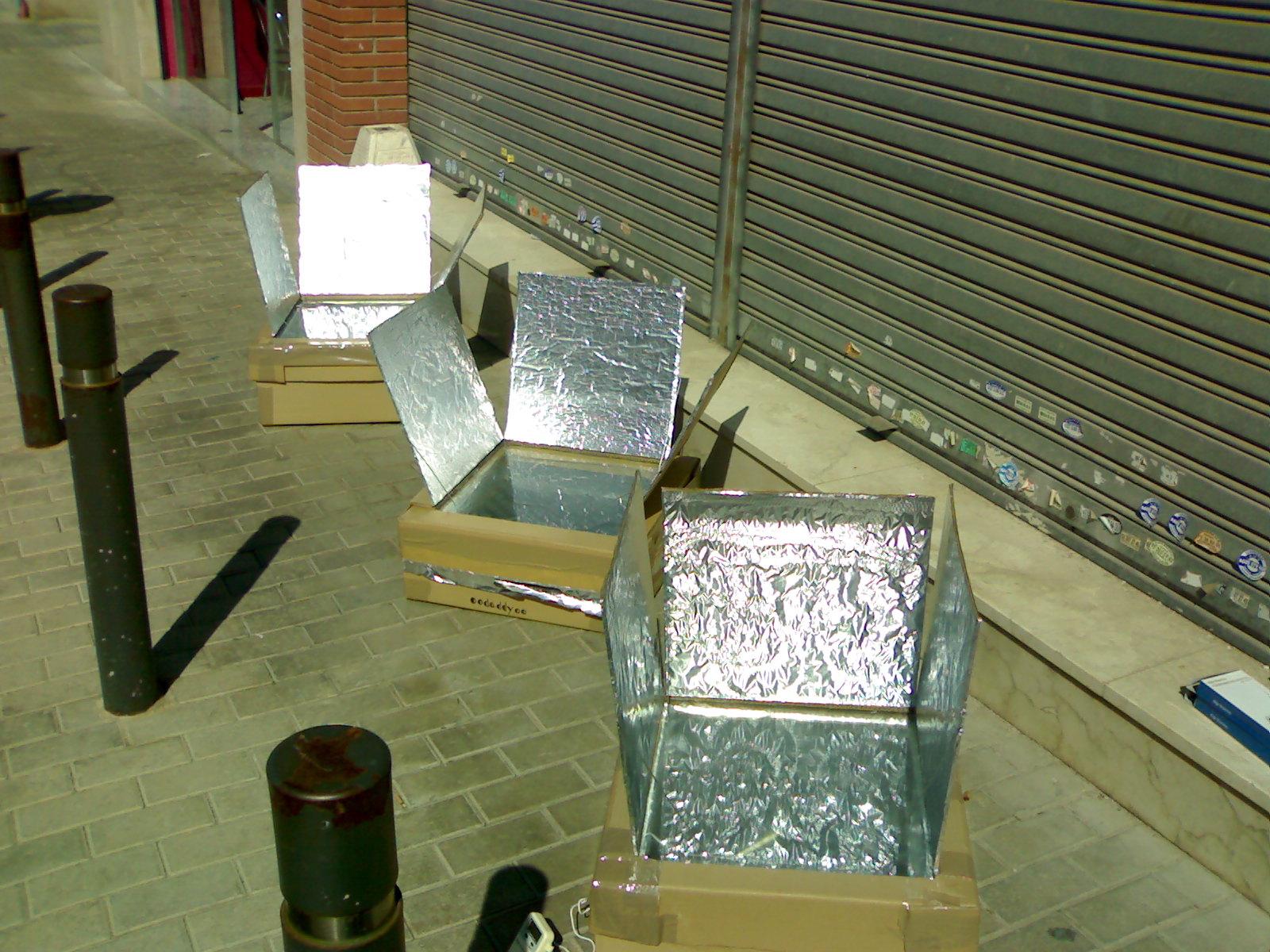 Escola taller ciutat sostenible d abril 2010 - Calentar una casa ...