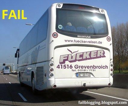 Smiješne slike Bus+fail