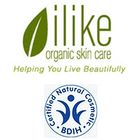 We use Ilike Organic Skin Care