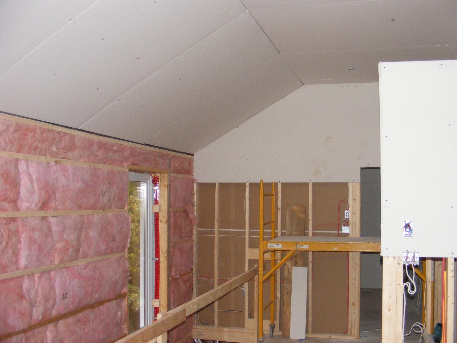 Hennessy House Blog Drywalling