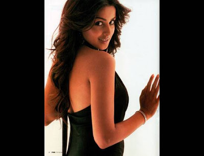 Genelia FHM Magazine Scans - Oct 2008