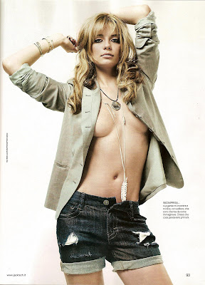 Mischa Barton Jack Magazine Photo Shoot