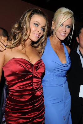 Carmen Electra, Jenny McCarthy @ 6th Annual Leather And Laces Celebration Photos