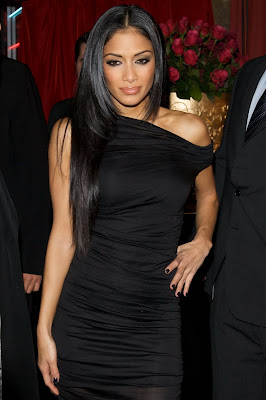 Nicole Scherzinger at Lambertz Monday Night Party Photos