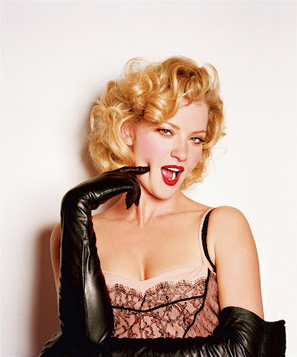 Gretchen Mol Ellen Von Unwerth Photo Shoot