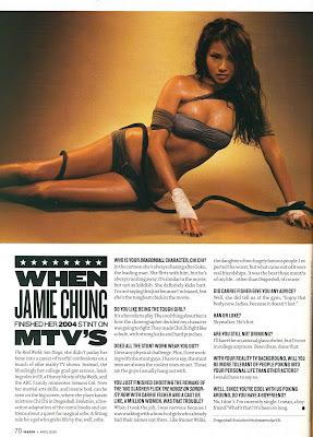 Jaime Chung Maxim Scans