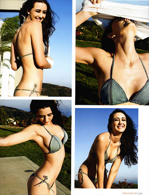 sexy Madeline Zima bikini pics