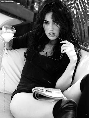 Megan Fox DT Magazine