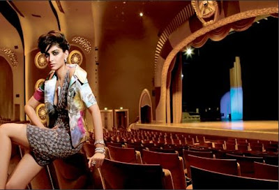 Sonam Kapoor Harper's Bazaar Scans