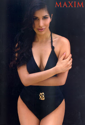 Sophie Choudry Maxim Scans