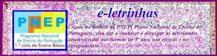 e-letrinhas